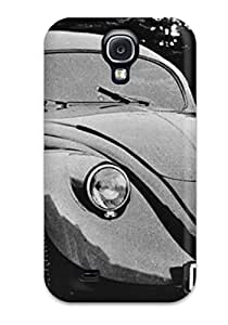 Hot 1938 Volkswagen Beetle First Grade Tpu Phone Case For Galaxy S4 Case Cover