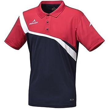 MERCURY Polo Noruega,Rojo-Marino, Talla M: Amazon.es: Deportes y ...