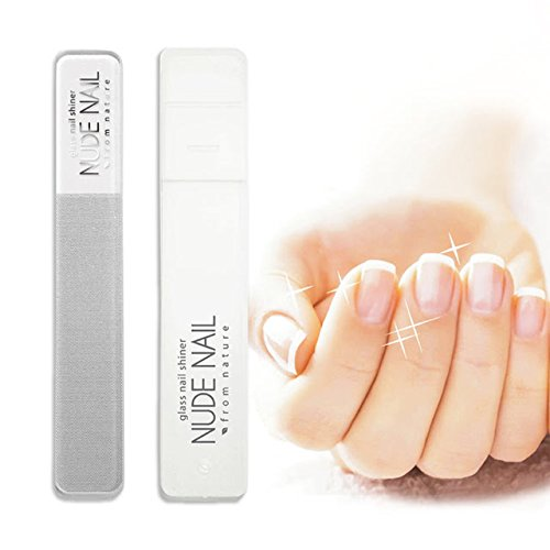 (Nude nail the Original Glass Nail Shiner, Semiconductor Particle Tempered Glass)