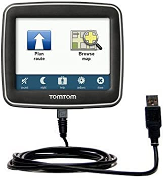 USB PC Computer Data Cable Cord Lead for TOMTOM GPS Navigator One Ease