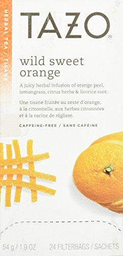 Orange Tea, Filter Bags (24-pc.) (Tazo Orange Tea)