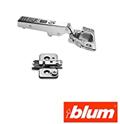 BLUM 71M2550  Austria Clip Standard Hing...