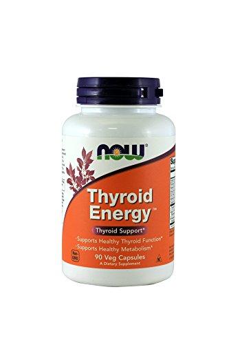 NOW Foods Thyroid Energy 90 Vegi