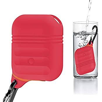 Amazon.com: Moretek Silicone Case for Airpods Protect