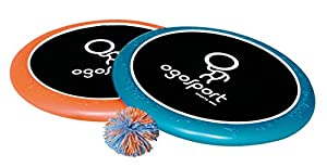 Schildkröt Fun Sports Ogo Sport Set, blau - orange, 2 Scheiben à 30,5 cm