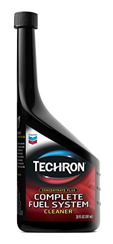 Chevron 65740-CASE Techron Concentrate Plus Fuel System Cleaner - 20 oz, (Pack of 6)