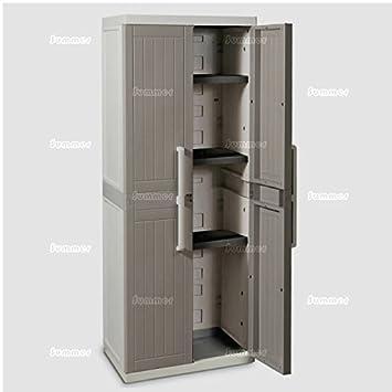 schrank für garten kunststoff office aufbewahrungsbox/outdoor schrank – garten