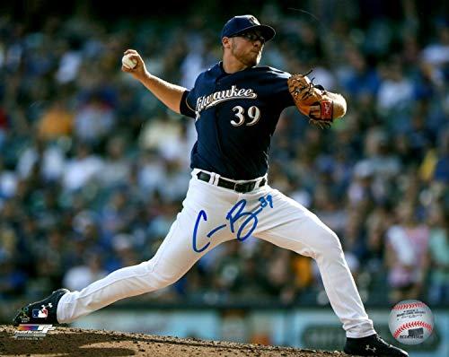 Brewers Pitcher Corbin Burnes #39 Autographed Signed 16x20 Photo #1 Auto - - Certified Signature