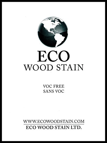 Eco Wood Treatment One US Gallon, Brown | Semi-Transparent