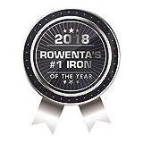 Rowenta DW5080 1700-Watt Micro Steam Iron Stainless