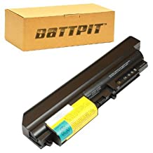 Battpitt™ Laptop / Notebook Battery Replacement for IBM ThinkPad Enchanced T400 (4400 mAh) (Ship From Canada)