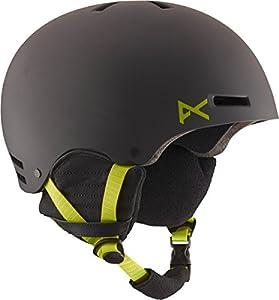 Anon Herren Snowboardhelm Raider, black/green EU, XL, 13276101166