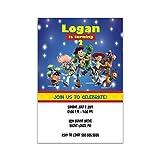 The Melange Market Customized - Toy Story Birthday Invite