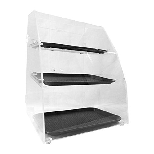 Vollrath Company MBC1014-3R-06 Classic Display Case 3 Tray Medium (1 EACH)