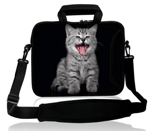 Cute Cat Kitten Gray Black 17