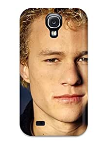 YY-ONE Design Men Male Celebrity Heath Ledger Hard YY-ONE For Galaxy S4 by mcsharks