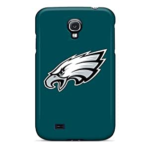 Durable Protector Case Cover With Philadelphia Eagles 2 Hot Design For Galaxy S4