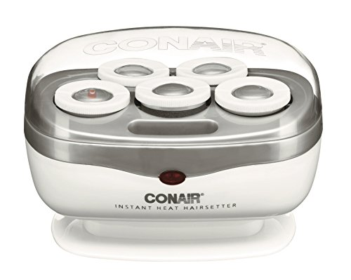 Conair Big Curls (Conair Instant Heat Travel Hot Rollers; White)
