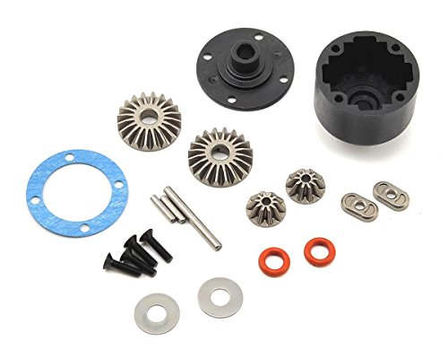Losi LOS242015 Differential Case & Hardware 8 & 8T Rtr RC Vehicle Parts (Differential Line)