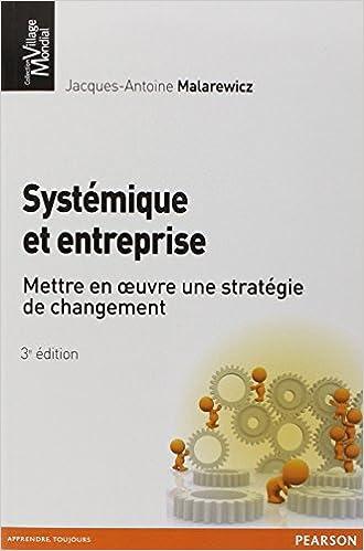 Livre gratuits Systémique et entreprise pdf ebook