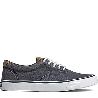 Sperry Men's Striper II CVO Core Sneaker, SW Navy, 8 M US
