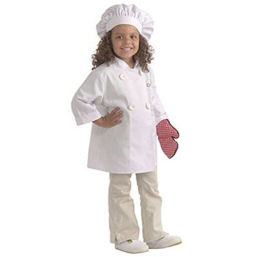 Dramatic Dress Ups Community Helper Costumes Chef ()