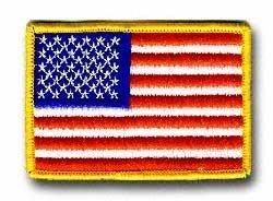 AMERICAN FLAG 3 1/2