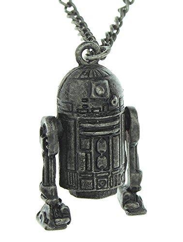 Star Wars R2D2 3D Necklace - Bobo One Light Pendant