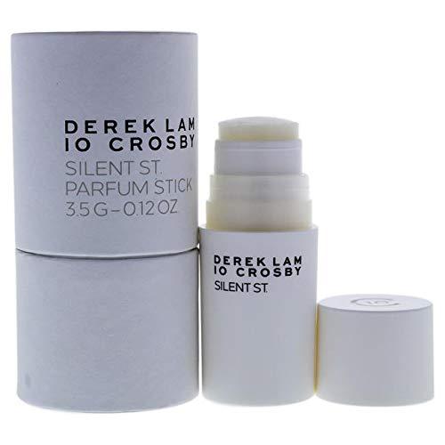 10 Crosby Derek Lam | Silent St. | Eau De Parfum | Musky and Floral Scent | Solid Stick Perfume for Women | 0.12 Oz ()