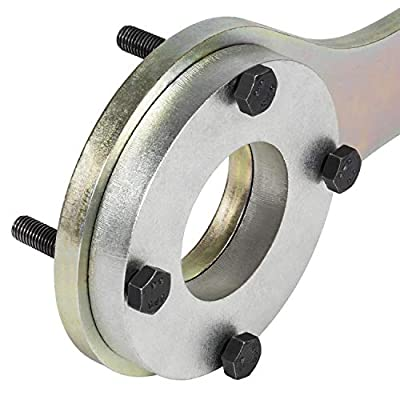 Crank Pulley Holding Tool for Subaru Imprezas Foresters XT Legacy Outback Baja SVX Saab 9-2X: Automotive