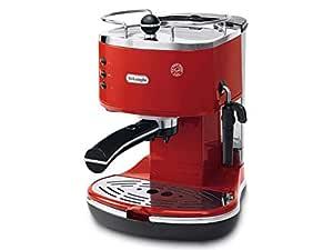 DeLonghi ECO 311.R Icona Vintage Kahve Makinesi, kırmızı