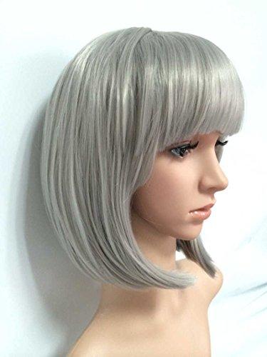 eNile (Short Grey Wig)