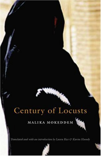 Book cover for Century of Locusts