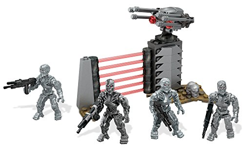 (Mega Bloks Terminator: Genisys T-800 Figure Pack)