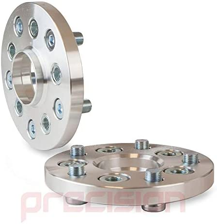 2 Pairs of 15mm Hubcentric PCD Adapters 5x112 to 5x100 for ṾW Scirocco PN.SFP-4AD02+20SB01185