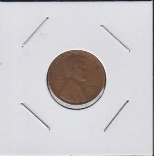1923 S Lincoln Wheat (1909-1958) Penny Very Fine