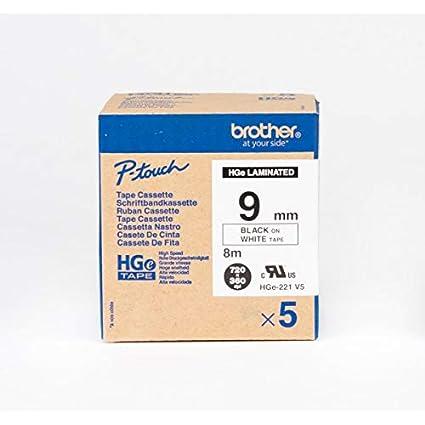 Brother HG221 cinta para impresora de etiquetas - Cintas para ...