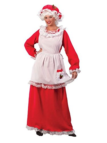 Adult Mrs.Claus Promo Suit