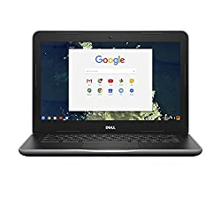 Dell Chromebook 13 3380 6txj4 13.3-inch Traditional Laptop (Black)