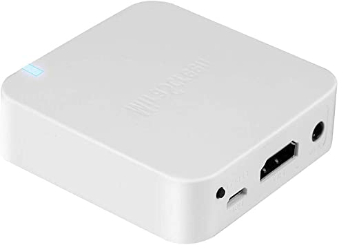 Opinión sobre Eboxer Inalámbrico WiFi Caja de Pantalla Coaxial de Coche, 1080P Display Coaxial con Salida AV + HDMI Compatible con Teléfono Móvil, Tableta,TV, Soporte para Proyector Airplay Miracast DLNA