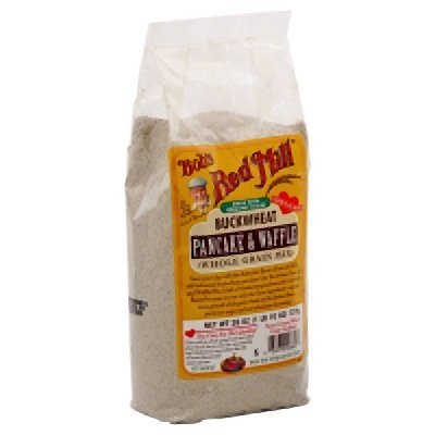 Buckwheat Pancake Mix- 70% Og (Pack of 4) - Pack Of 4