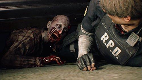 419okDo5 iL - Resident Evil 2 - PlayStation 4