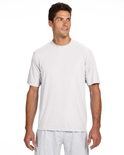 A4 Men's Cooling Performance Crew Short Sleeve Tee by A4 (Image #1)