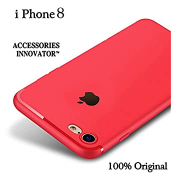 Innovator Soft Silicone All Sides Protection 360 Degree Apple Logo...