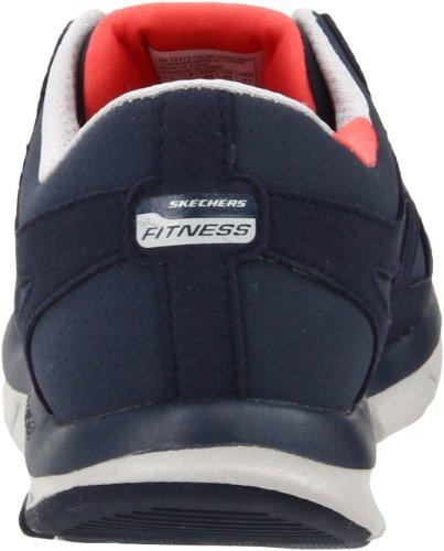 Shape Chaussures Performance Skechers nvgy Bleu swell Tonifiantes Up Femme Liv q616nwxXS5