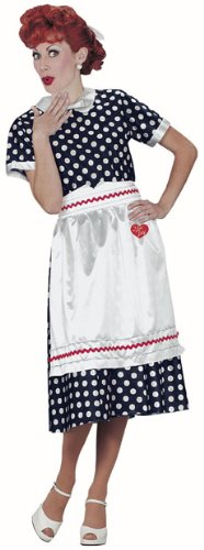 Costumes Dress Film Fancy Character (I Love Lucy Adult Costume)