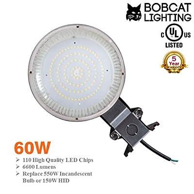 LED Area Light Dusk to Dawn Photocell