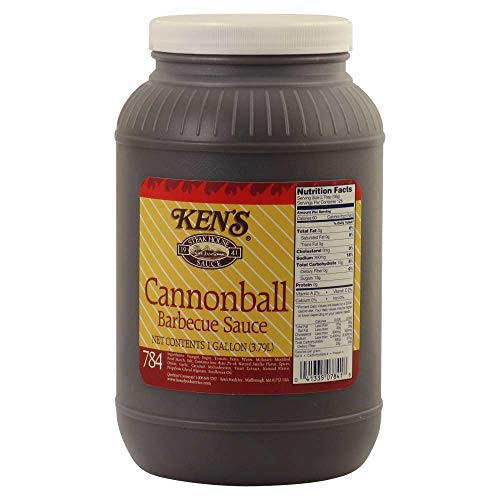 Ken's Foods Inc. Cannonball Barbecue Sauce - 1 Gallon