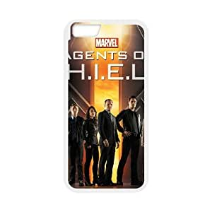 iphone6 4.7 inch Phone Case White s.h.i.e.l.d BFG581297