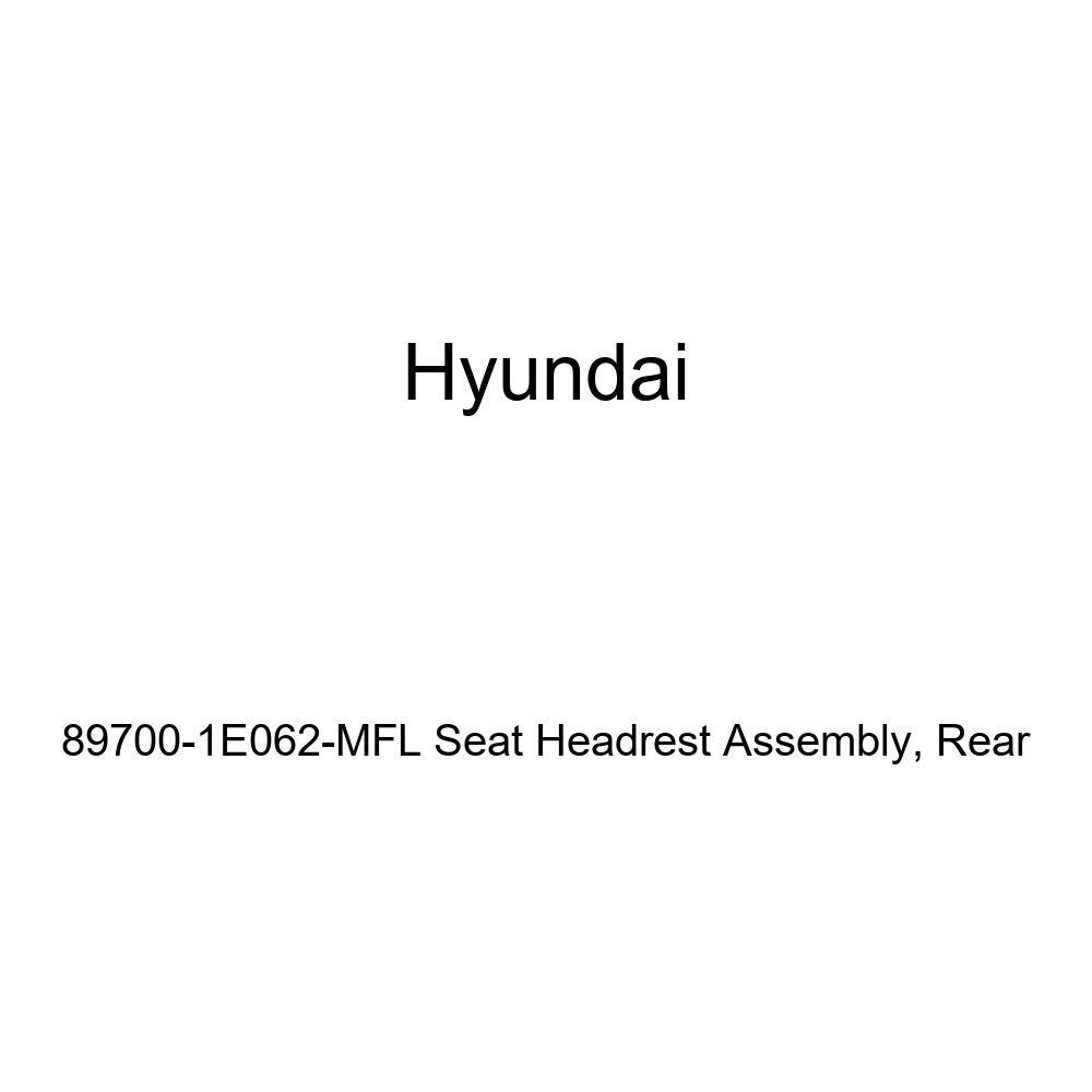 Genuine Hyundai 89700-1E062-MFL Seat Headrest Assembly Rear